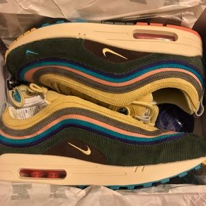 New Nike Air Max 97 Sean Wotherspoon W Box Sz 9.5